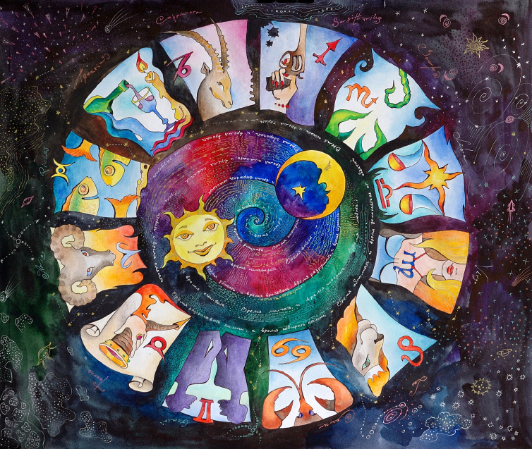 Learn how to use Intuitive Astrology to change your life